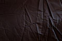 Textura negra de la hoja Foto de archivo