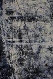 Textura negra del estilo del granero del muro de cemento Foto de archivo libre de regalías