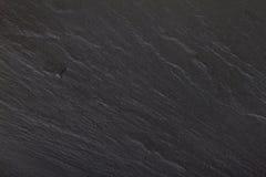 Textura negra del fondo de la roca Fotos de archivo