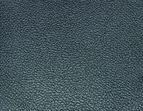 Textura negra del leatherette Foto de archivo libre de regalías