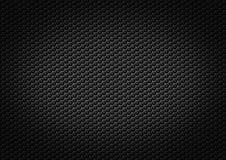 Textura negra del metal Imagen de archivo