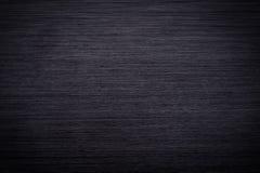 Textura negra del metal Imagen de archivo libre de regalías