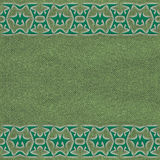 Textura neta verde ilustración del vector