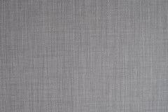 Textura neutral de la materia textil, de uso frecuente grises para las cubiertas de los muebles, las almohadas, las sillas o los  fotos de archivo libres de regalías