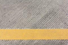 Textura no concreto Fotografia de Stock