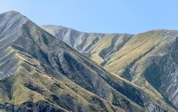 Textura no lado da montanha, Ecrins, Delfinato, França Fotografia de Stock Royalty Free