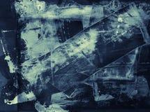 Textura o fondo abstracta digital del Grunge Fotos de archivo