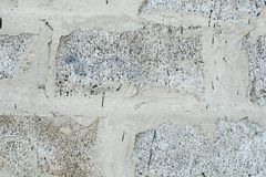 Textura o fondo blanca de la pared Fotografía de archivo libre de regalías