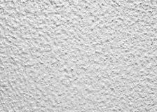 Textura o fondo concreta blanca Imagen de archivo libre de regalías