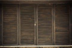 Textura o fondo de madera oscura Fotografía de archivo libre de regalías
