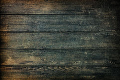 Textura o fondo de madera oscura del Grunge Fotografía de archivo libre de regalías