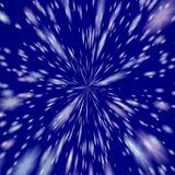 Textura o fondo generada estrella de la explosión Fotografía de archivo libre de regalías