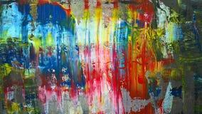 Textura original da pintura Imagem de Stock