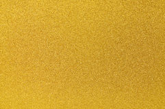 Textura original do ouro Imagem de Stock Royalty Free