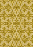 Textura ornamentado ilustração stock