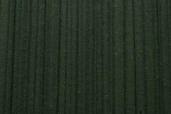 Textura oscura de la tela Foto de archivo libre de regalías