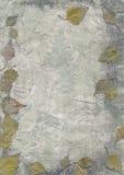 Textura otoñal del papel Fotos de archivo libres de regalías