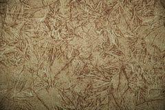 Textura ou fundo da lona de Brown Foto de Stock Royalty Free