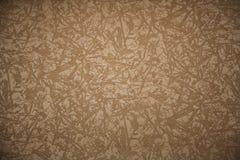 Textura ou fundo da lona de Brown Imagens de Stock