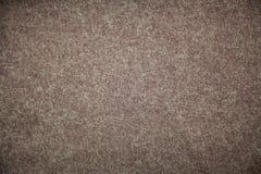 Textura ou fundo da lona de Brown Imagem de Stock