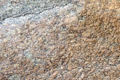 Textura ou fundo de pedra do grunge da decoração da rocha Fotografia de Stock Royalty Free