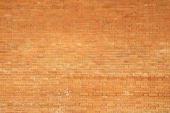 Textura ou fundo velho da parede de tijolo Imagens de Stock