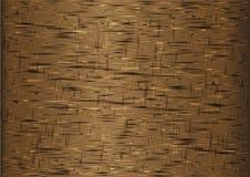 A textura ou o fundo formaram escuro e claro - bronzeie mais o sinal ilustração royalty free