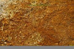 Textura oxidada 4923 de la roca Imágenes de archivo libres de regalías