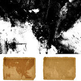 Textura oxidada Fotos de Stock