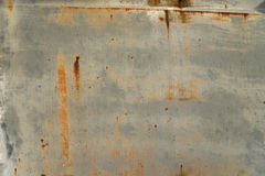 Textura oxidada fotografia de stock