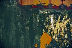 Textura oxidada del grunge Imágenes de archivo libres de regalías