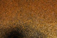 Textura oxidada del grunge Fotografía de archivo libre de regalías