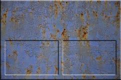 Textura oxidada del metal Foto de archivo