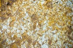 Textura oxidada del metal de Grunge Imagen de archivo libre de regalías