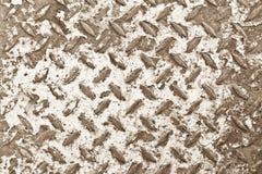 Textura oxidada del metal de Grunge Fotografía de archivo