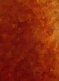Textura oxidada del vitral del color del hierro Fotos de archivo