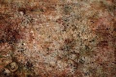 Textura oxidada do grunge Foto de Stock Royalty Free