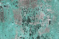 Textura oxidada do metal imagens de stock royalty free