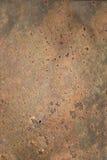 Textura oxidada do metal foto de stock