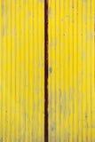 Textura oxidada do metal do grunge Foto de Stock