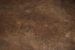 Textura oxidada do metal Fundo oxidado do metal Vintage retro do Grunge da placa de metal oxidada para o projeto com espaço da có imagem de stock