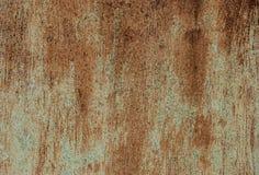 Textura oxidada do metal imagem de stock royalty free