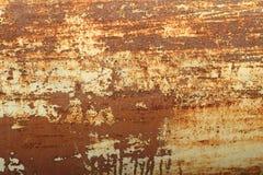 Textura oxidada do sumário do metal Imagens de Stock Royalty Free