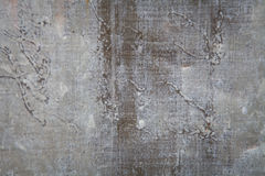 Textura oxidada do zinco Imagens de Stock Royalty Free