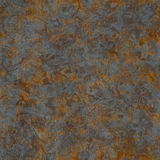 Textura oxidada sem emenda do metal fotografia de stock