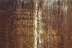 Textura oxidada. Serie del fondo. Foto de archivo