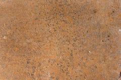 Textura oxidada sucia del metal para el fondo Fotos de archivo libres de regalías