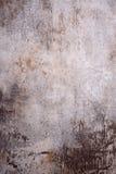 Textura oxidada velha do metal fotografia de stock