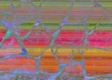 Textura, pared del fondo construida de piedras del granito, Imágenes de archivo libres de regalías