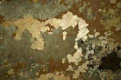 Textura - pared muy vieja Foto de archivo libre de regalías